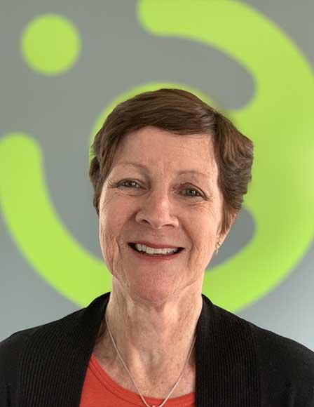 Helen McKernan, Receptionist