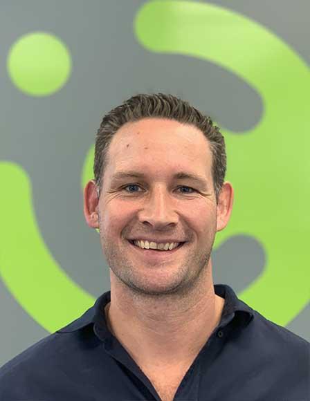 Kane Burrow APAM, Practice Director & Principal Physiotherapist