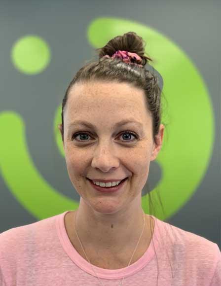 Sarah Davis - Associate Hysiotherapist