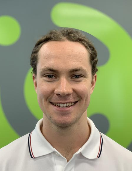 Andrew Casserly - Associate Physiotherapist